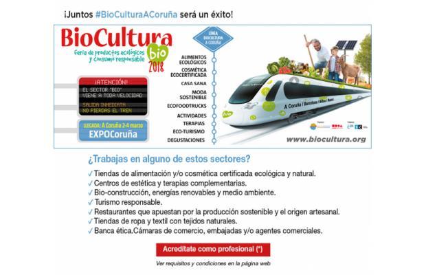 Biocultura Galicia 2018